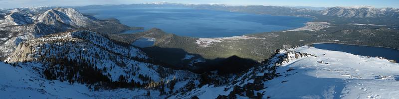 Lake Tahoe... Mt. Tallac