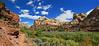Calf Creek Falls Recreation Area, Grand Staircase-Escalante National Monument, Utah.