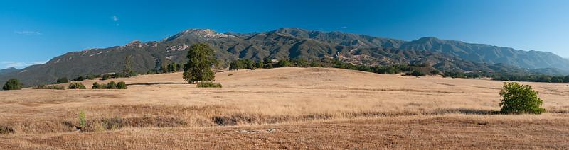 Ojai Mountain Panoramic