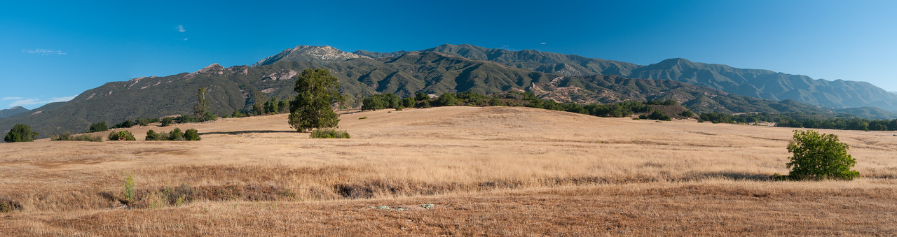 Ojai Mountain Panoramic