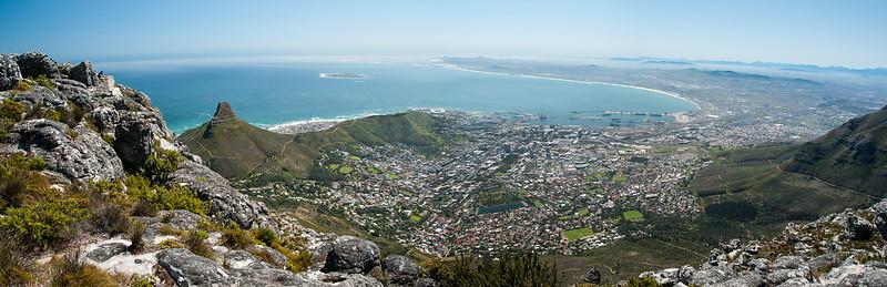 Table Mountain Panoramic