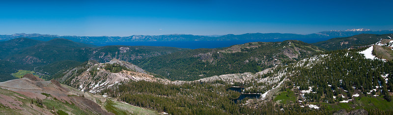 Lake Tahoe Panoramic