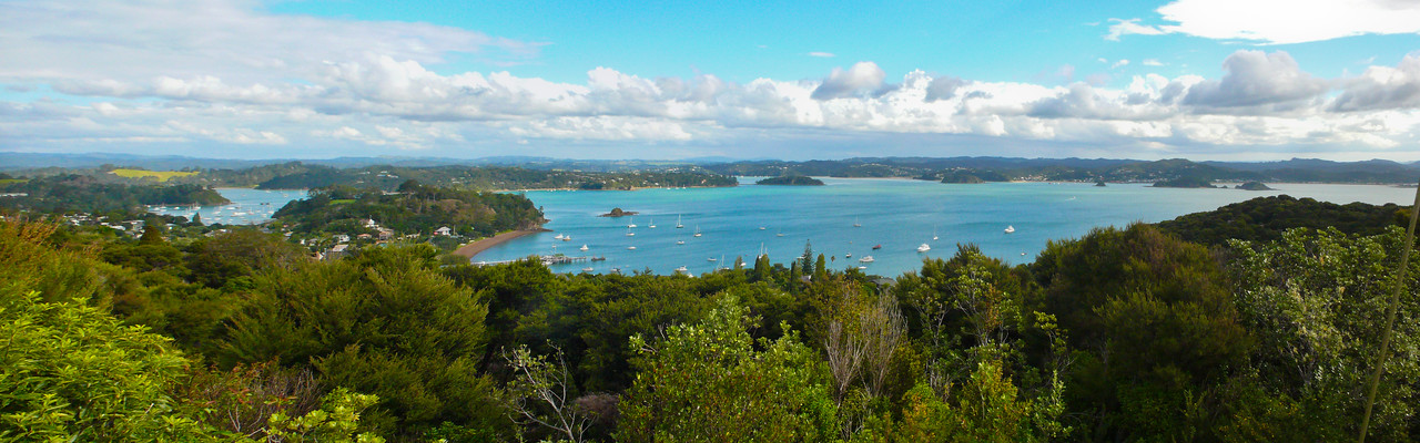 Bay of Islands, North Island, NZ