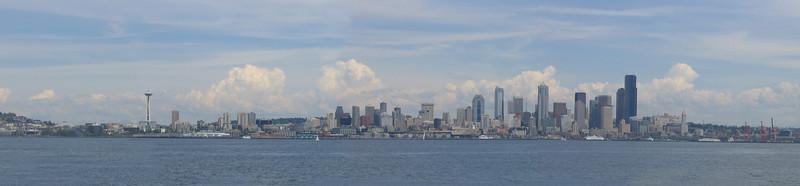 Seattle panoramic 2005