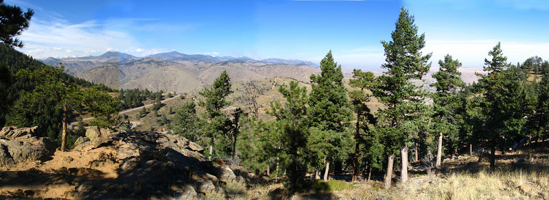 Lookout mtn panoramic