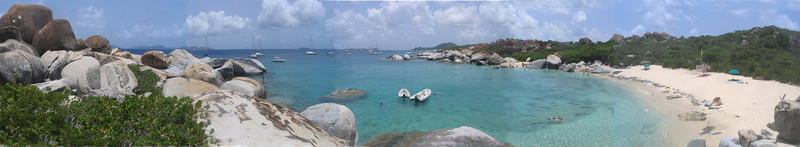 The baths panoramic