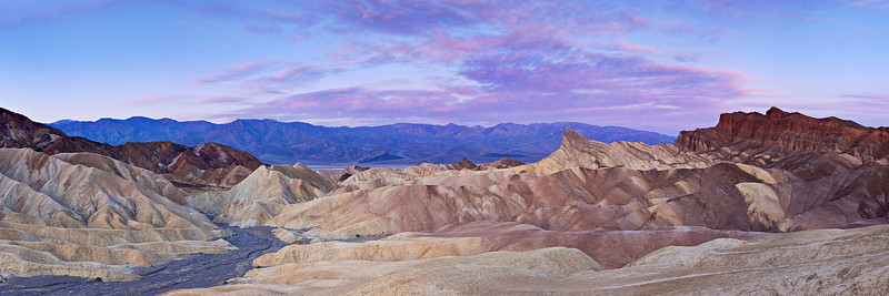 Zabriskie Point Death Valley National Park, CA