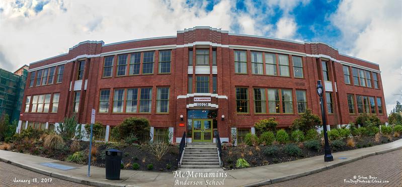 McMenamins- Anderson School