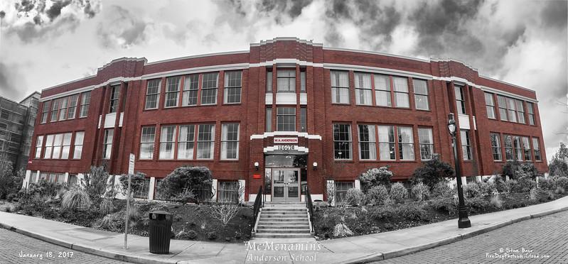 Detailed McMenamins- Anderson School