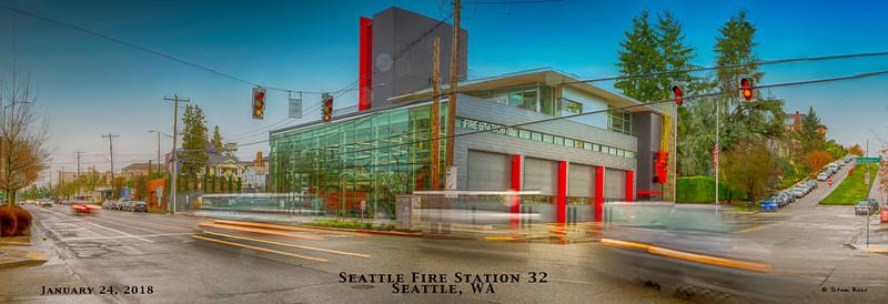 Seattle Fire Station 32
