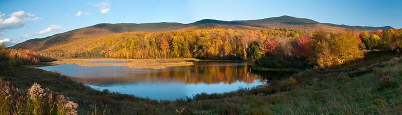 Jerusalem Pond Panoramic
