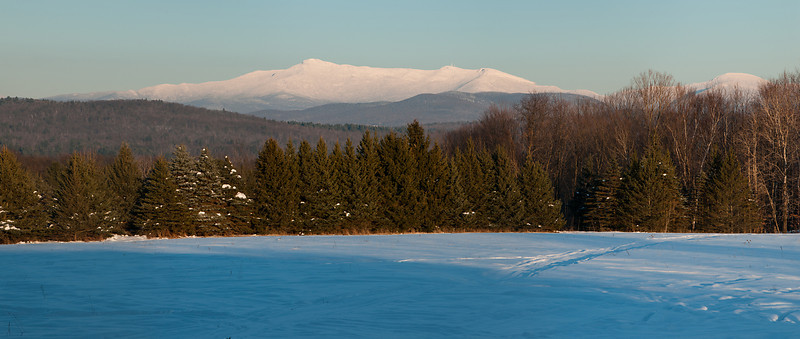 Winter Blanket on Mt Mansfield 2013