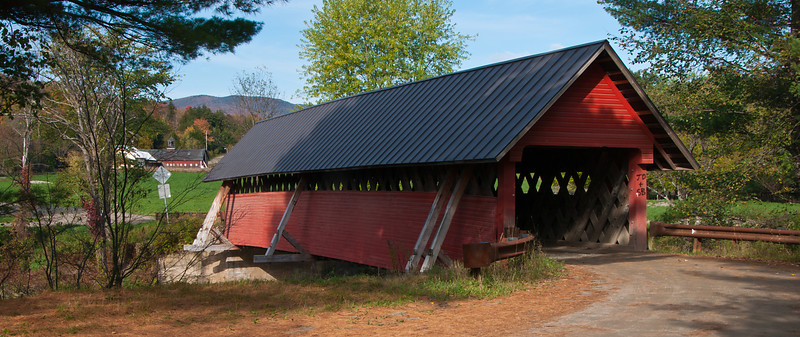 River Rd Covered Bridge_
