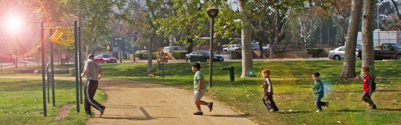 Johnny Carson Park, Burbank, CA
