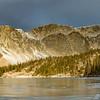 Mirror Lake & Med Bow Peak