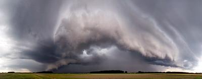 Massive NC Storm