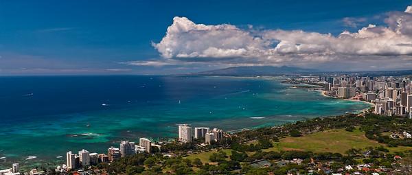 Waikiki & Honolulu