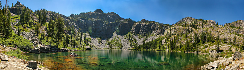 The Devil's Bunchbowl in northern California's Sierra Nevada Mountains.  Photo by Kyle Spradley | www.kspradleyphoto.com