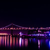 Oakland Bay Bridge Panoramic
