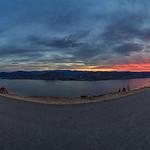KVR Sunset Panoramic 2017