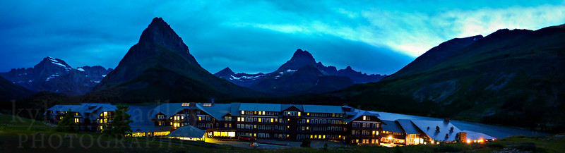 Many Glacier Lodge