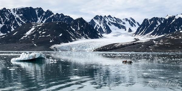 """""""Glacial Pathway"""""""