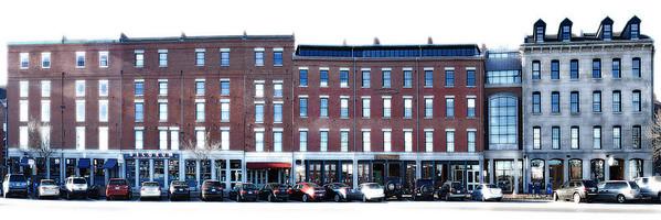 Commercial Street, Portland, Maine