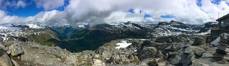 Mountain Top Rocks