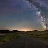 White Lake Milky Way 180.