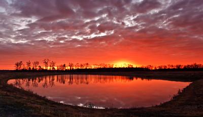 Scenic Parkway Sunrise