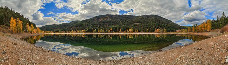 Dry Lake Autumn 270