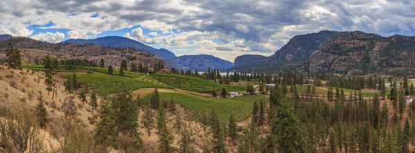 Noble Ridge Panoramic