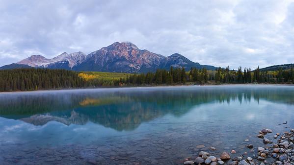 Patricia Lake Sunrise - Canada
