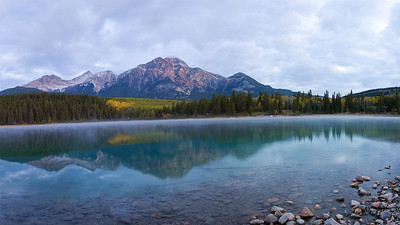 Patricia Lake Sunrise - Canada