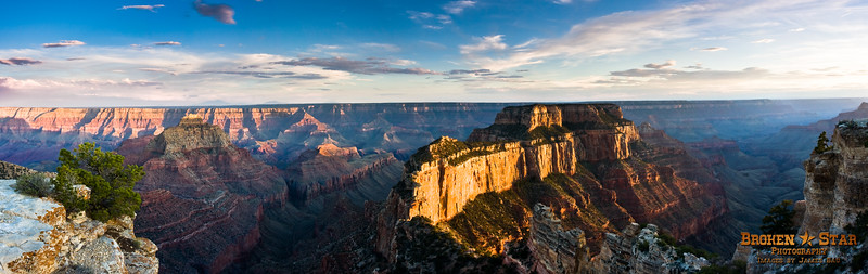 Cape Royal, North Rim of Grand Canyon National Park