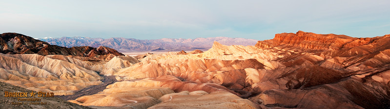 Zabriski Point, Death Valley, California