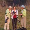 Jenny Shuffield, Karen McCormick and Kathy Adams Clark