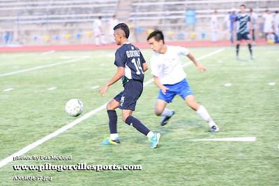 160308 PHS Boys Soccer vs McNeil