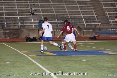Boys Soccer vs. Austin High