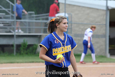 Panther Softball vs. Westlake Chaparrals
