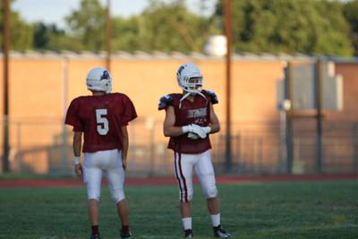 Panther Football 2013
