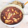Amau with lime liki/mordant<br /> (c) Kuulei Kanahele