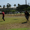 Spear throwing<br /> (c) Kalei Nuuhiwa