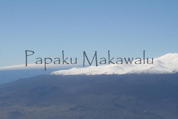 Mauna Kea ma<br /> February 2009<br /> (c) Kalei Nuuhiwa