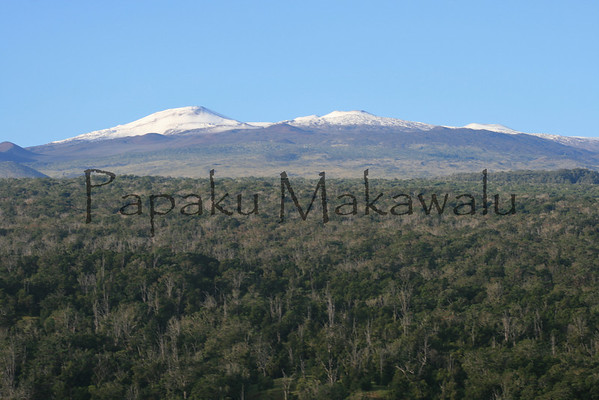 Mauna Kea<br /> (c) Pualani Kanahele