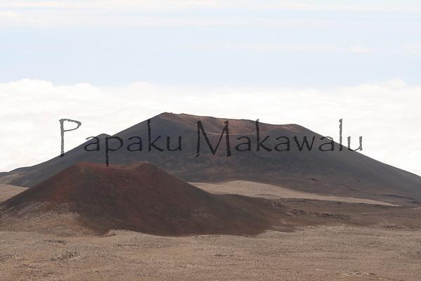 Puu Ala (foreground), Puu Mahoe (background)<br /> (c) Kalei Nuuhiwa