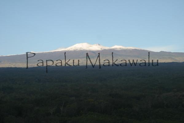 Mauna Kea<br /> (c) Kuulei Kanahele