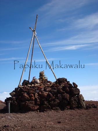 Kukauhauula<br /> (c) Kuulei Kanahele
