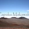 Puu Makanaka (left), Puu Poepoe, Puu Ala (small forground), Puu Mahoe<br /> (c) Kalei Nuuhiwa