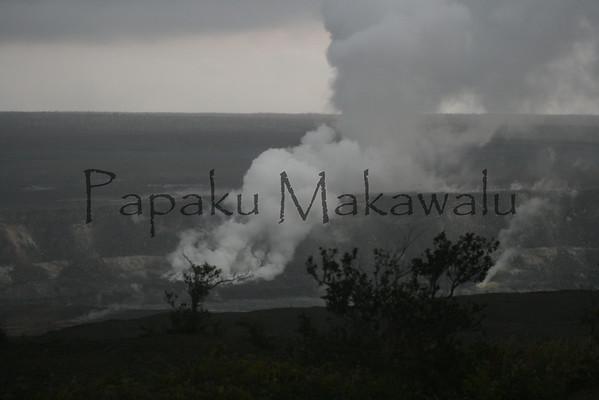 Halemaumau, Kilauea